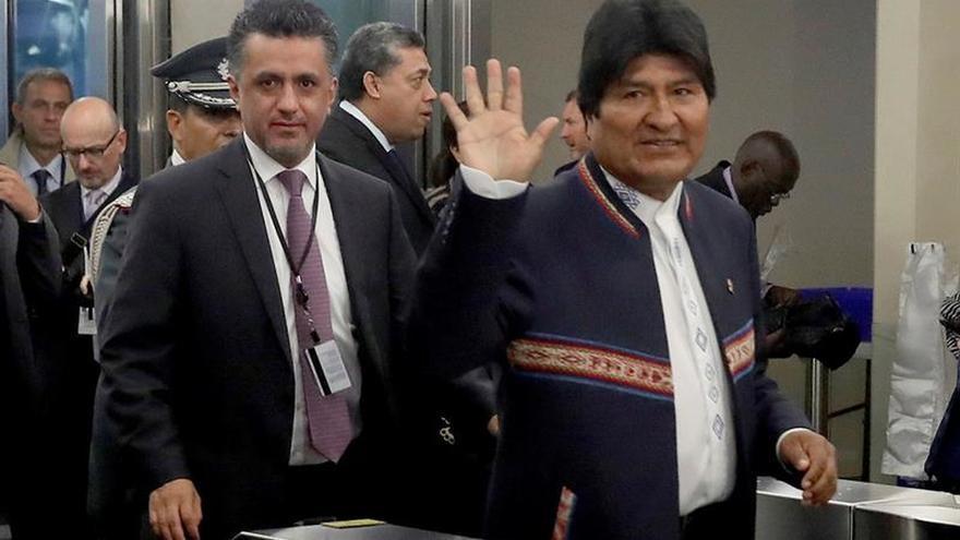 Morales acudirá a La Haya para lectura fallo demanda de Bolivia contra Chile
