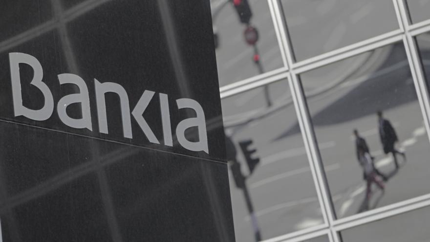 BFA, matriz de Bankia, perdió 2.807 millones en el primer semestre