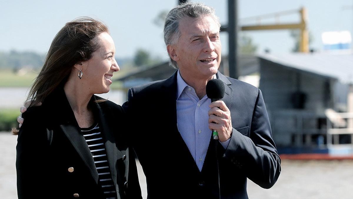 Vidal le confirmó a Macri que no será candidata en la Provincia de Buenos  Aires - elDiarioAR.com
