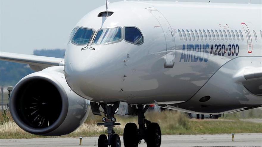 Airbus lanzará en México una escuela de jóvenes pilotos en enero de 2019