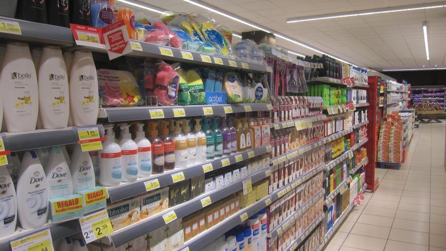 Eroski abre las puertas de un nuevo supermercado - Eroski iluminacion ...