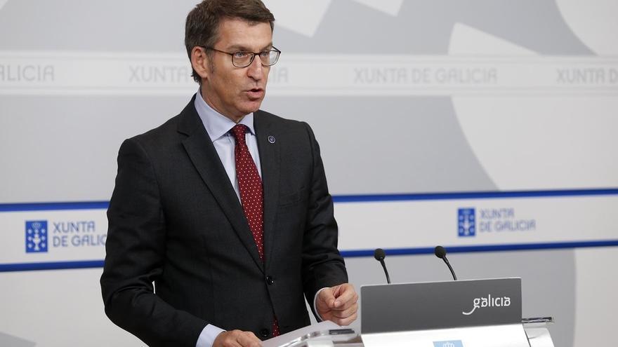 """Feijóo ratifica que Galicia no se sumará al FLA, el fondo de las comunidades """"que no cumplen"""""""
