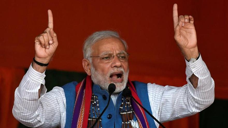 BJP de Modi logra 3 gobiernos regionales gracias al juego de alianzas en India