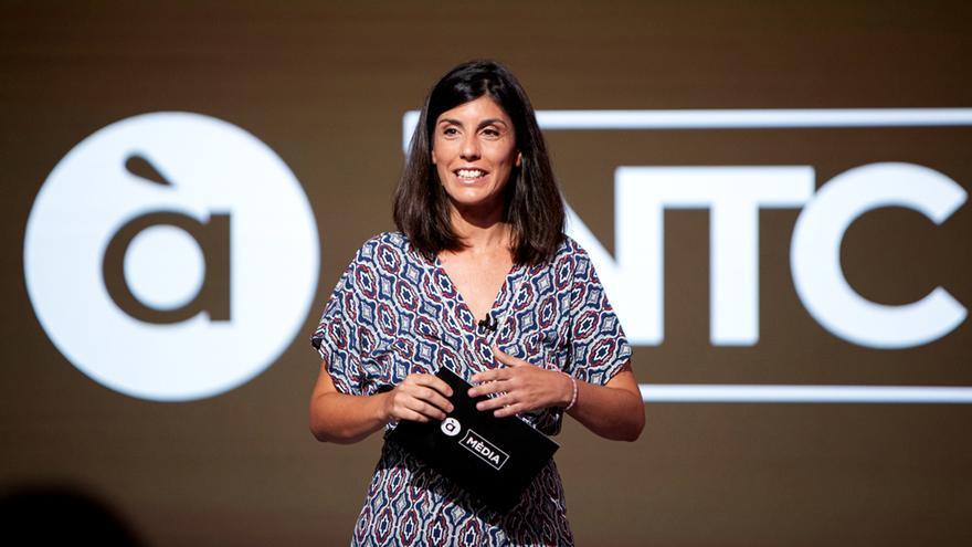 Raquel Ejerique, directora de informativos de À Punt