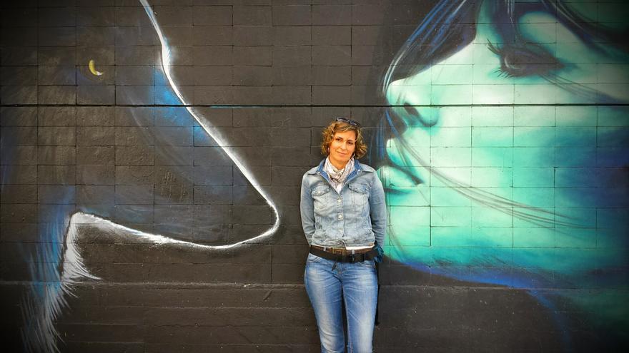 Delia Murias es psicóloga y arteterapeuta.