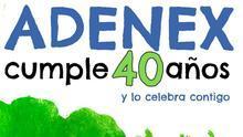 Adenex. Una andadura de cuatro décadas