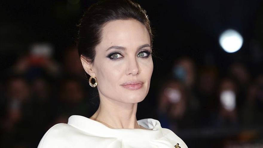 Angelina Jolie presidirá el festival Internacional de Cine de Camboya