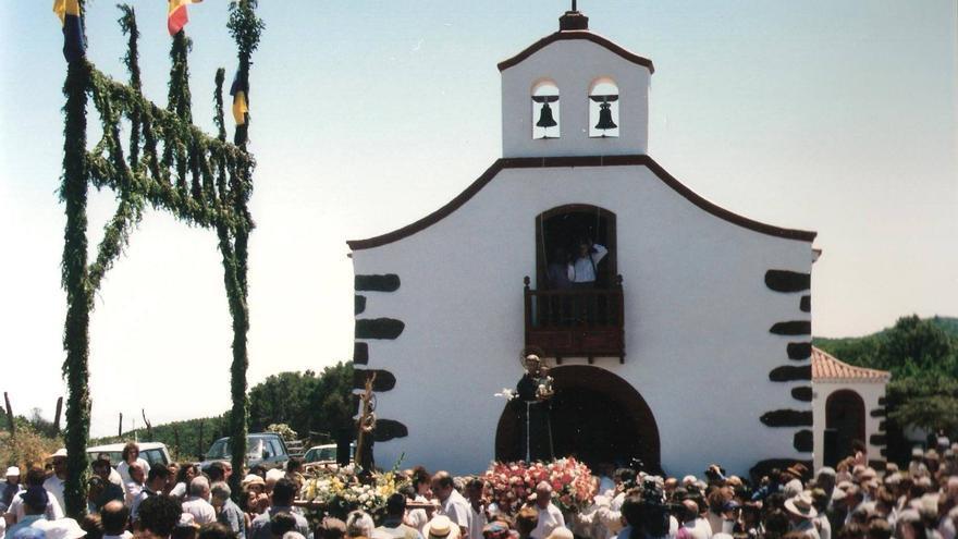 Imagen de archivo de San Antonio del Monte de 1996. Foto: ABILIO REYES.