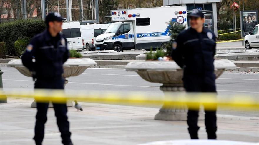 Turquía detiene a dos supuestos kamikazes del Estado Islámico en Estambul