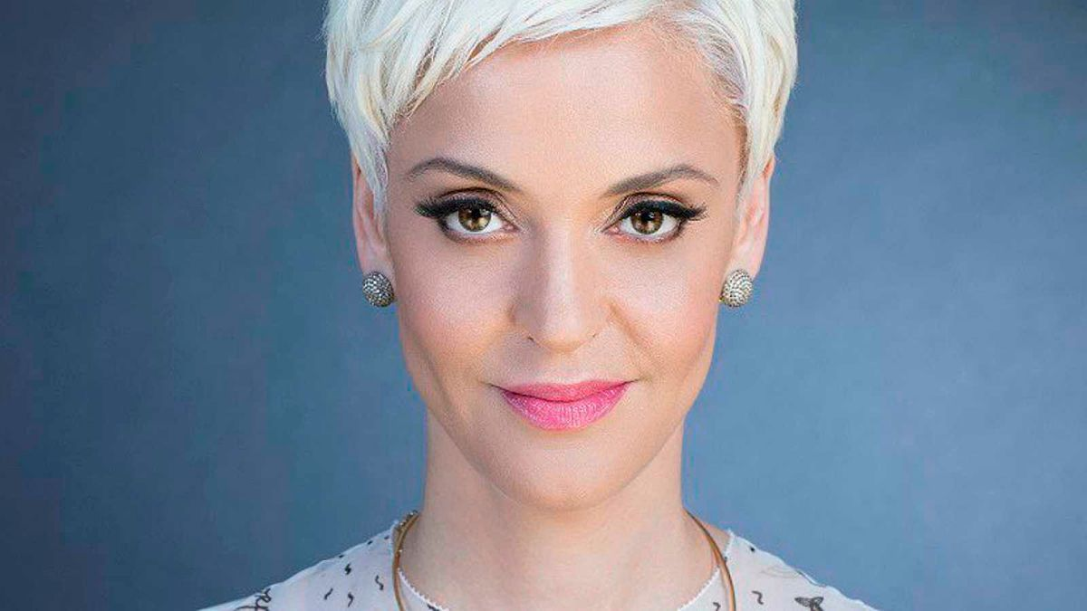 La cantante portuguesa Mariza.