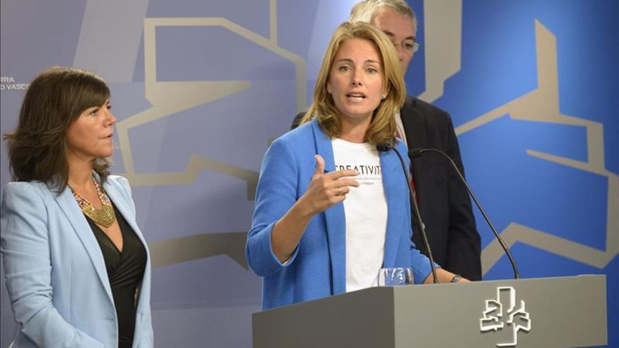 Quiroga retira la moción para crear una ponencia que incluyera a EH Bildu