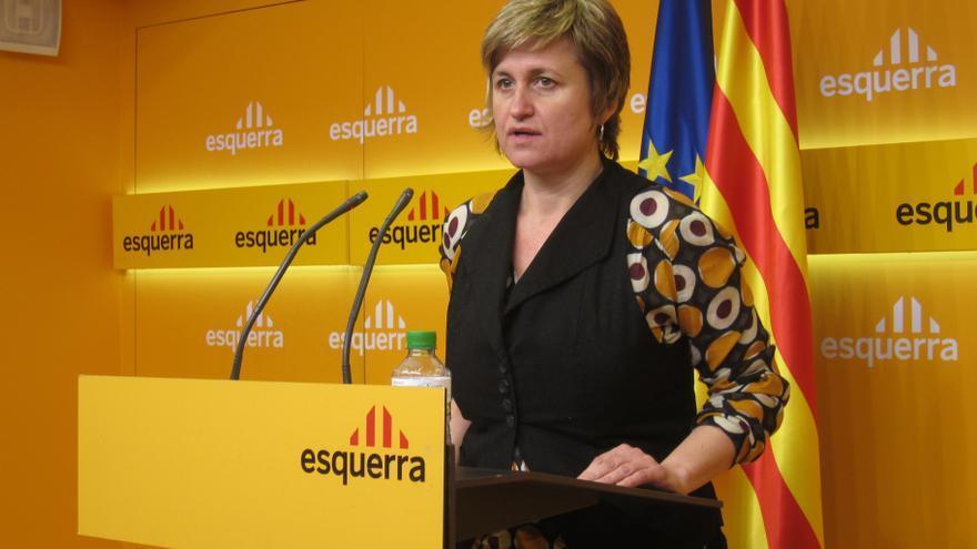 ERC pide que la financiación irregular de partidos se incluya en el Código Penal