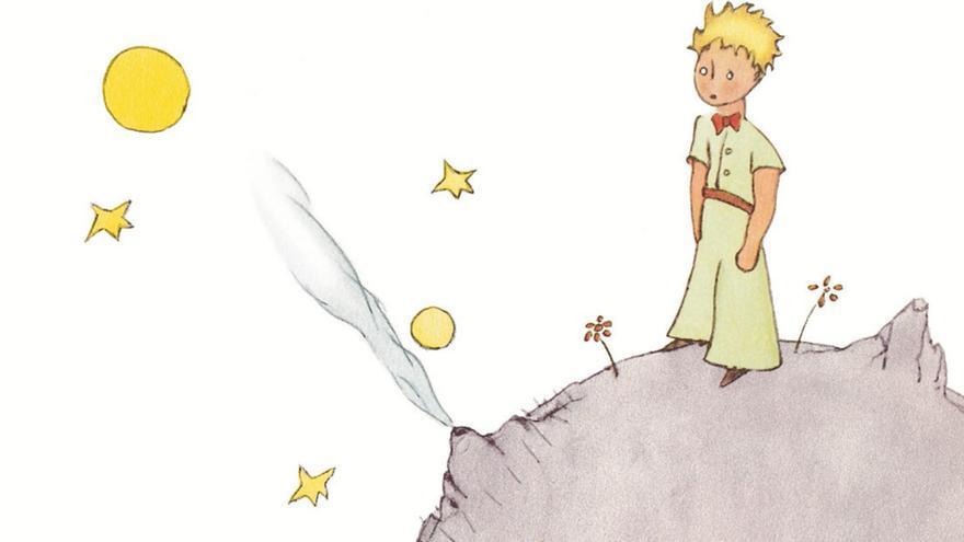 'El Principito', el cuento para adultos con el que los niños miran estrellas y que sigue siendo un superventas