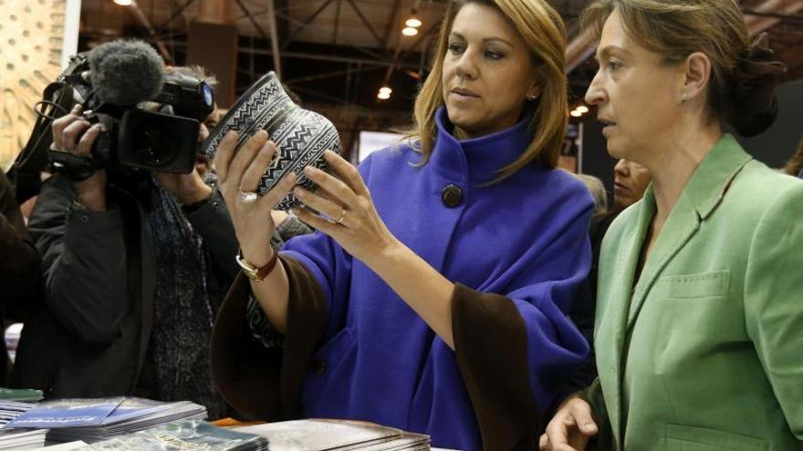 El PSOE pregunta al Gobierno si es proporcionada la seguridad de Cospedal
