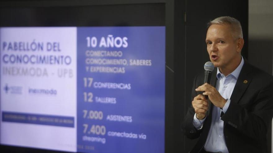 Colombiatex cierra con expectativas de negocios por 753 millones de dólares