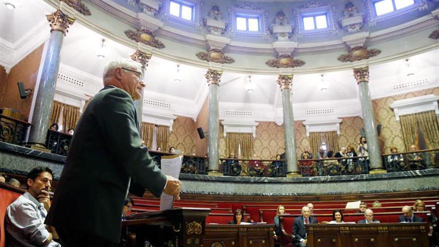 El Ayuntamiento de Valencia expresa sus condolencias y convoca un pleno extraordinario