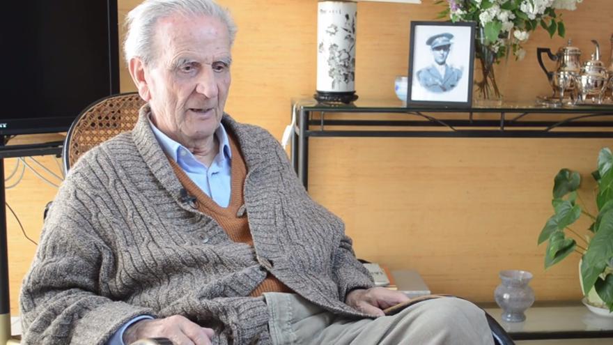 Eduardo Escot, prisionero español de Mauthausen