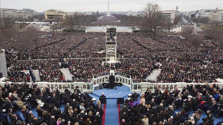 La comunidad homosexual de EEUU, esperanzada tras el discurso de Obama