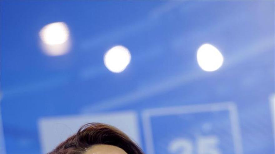Barcina no optará a la reelección como presidenta de Navarra