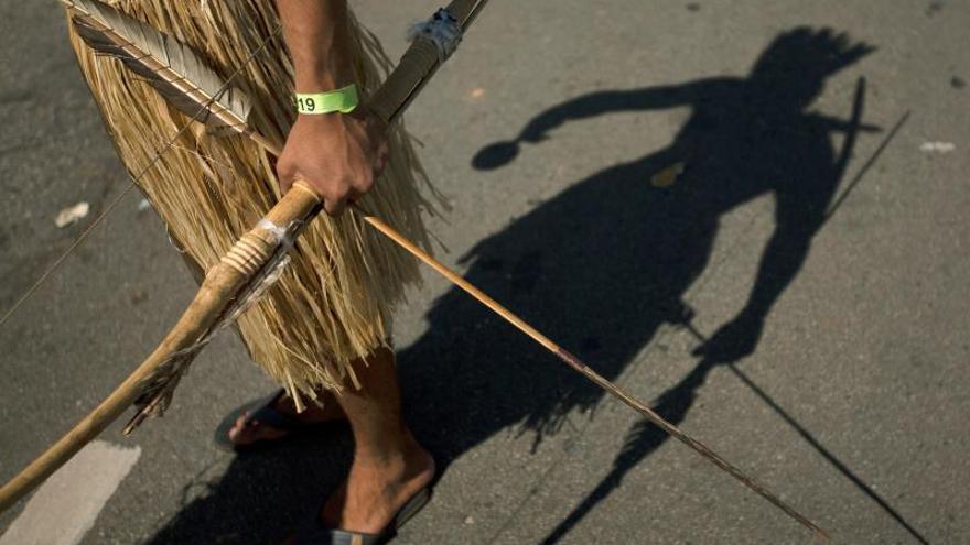 Asesinan al quinto líder de la etnia brasileña Guajajara en cinco meses