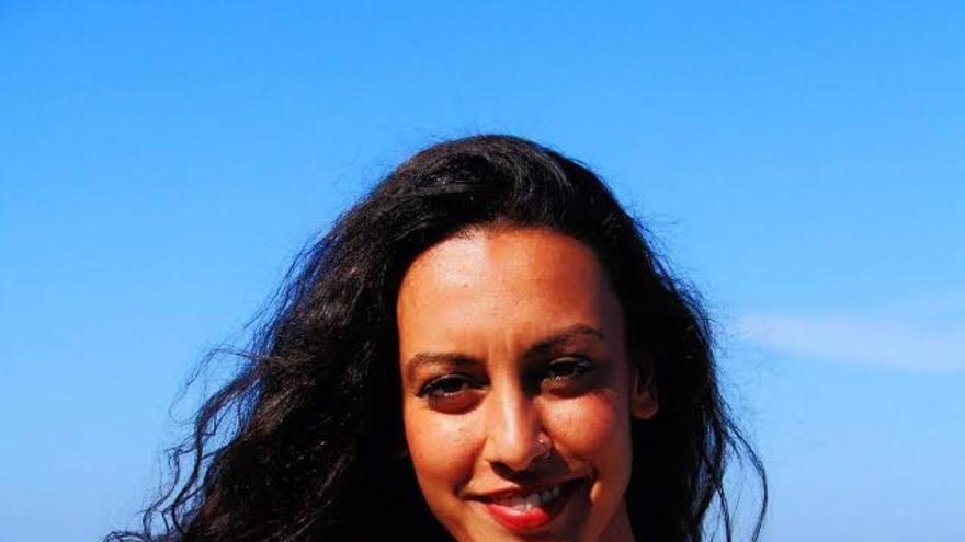 Patricia Caro, feminista especializada en los colectivos gitanos Romnja y Calis. | Imagen cedida a eldiario.es
