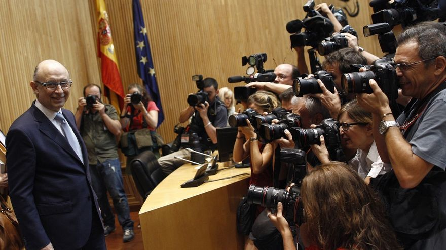 El Gobierno asume la prórroga automática de los Presupuestos de 2016 tras la investidura fallida de Rajoy