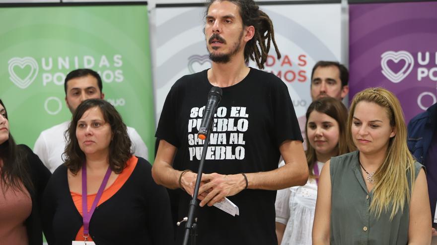 Alberto Rodríguez y Noemí Santana comentan los resultados del 28A