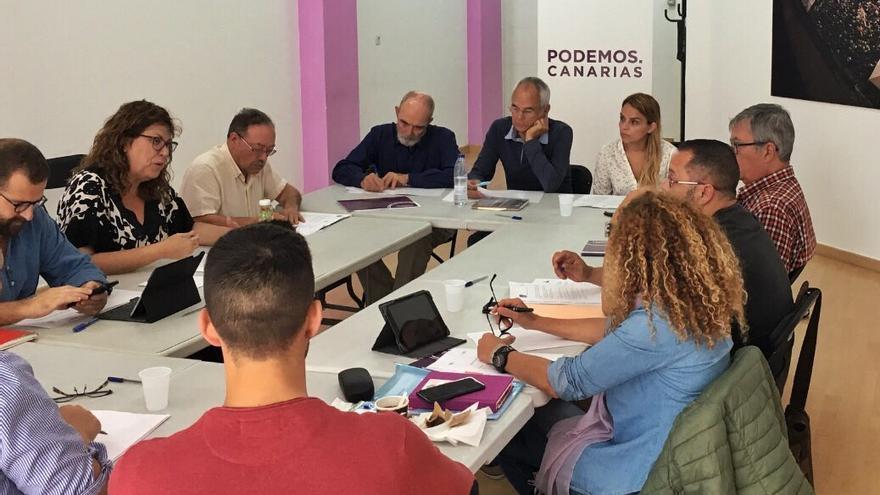 Consejo 'Canarias 2019' de Podemos Canarias