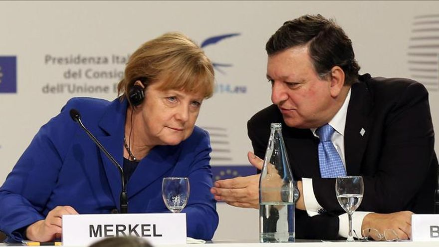 """Durao Barroso asegura que Merkel era la que conocía """"mejor"""" los temas europeos"""