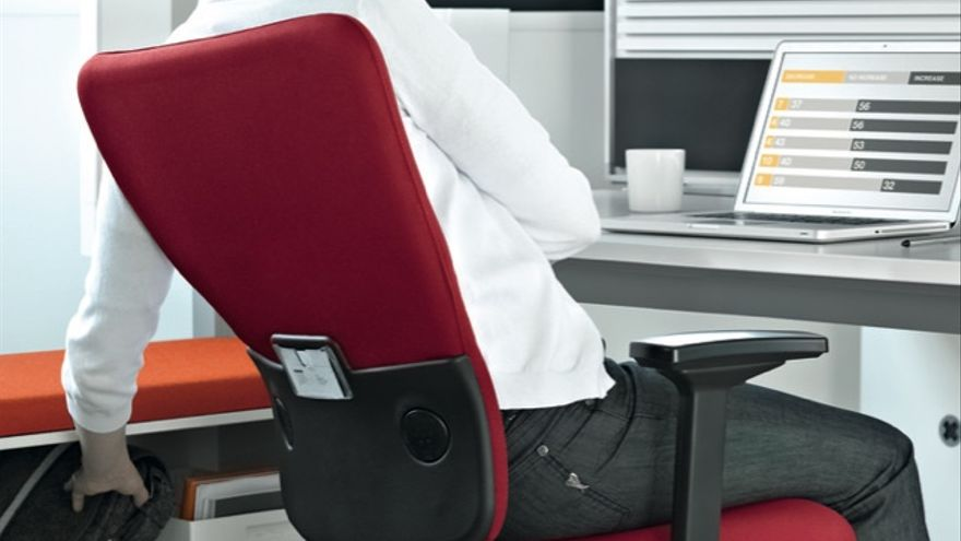 Siete pautas para elegir bien tu silla de oficina for Que tipo de espacio debe tener una oficina