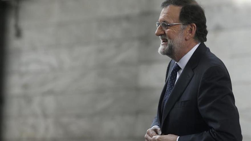 Rajoy eleva al 2,7 % la previsión de crecimiento del PIB en España en 2017