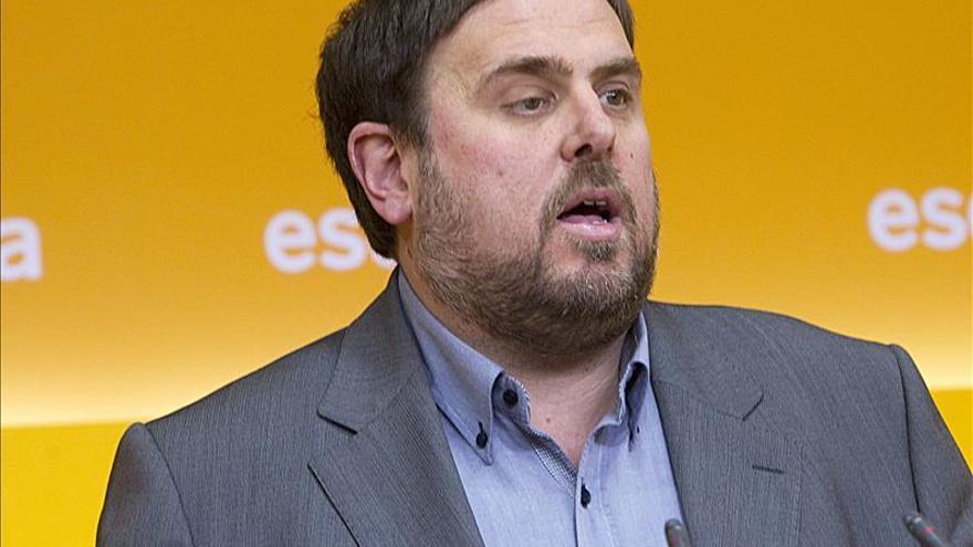 """ERC señala que la consulta se hará """"digan lo que digan"""" el Gobierno y el Constitucional"""