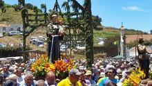 Imagen de archivo de la Fiesta de San Antonio del Monte.