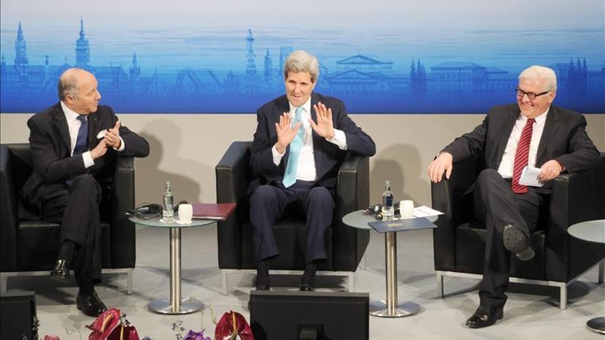 Kerry niega que Europa y EEUU estén divididos sobre la crisis de Ucrania