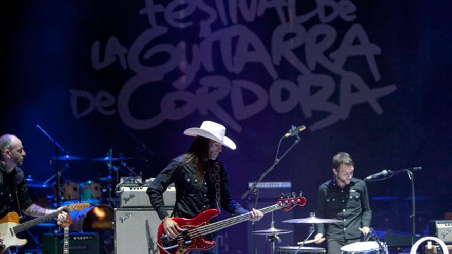Concierto de Los Coronas en la Axerquía FOTO: MADERO CUBERO