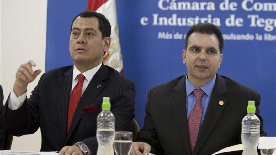 Delegaciones de Honduras y Perú se reúnen para cerrar negociación del TLC