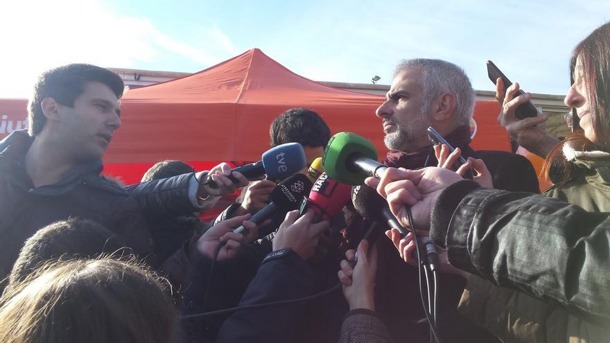 Cs exige a Iceta aclarar si quiere o no acabar con el proceso independentista