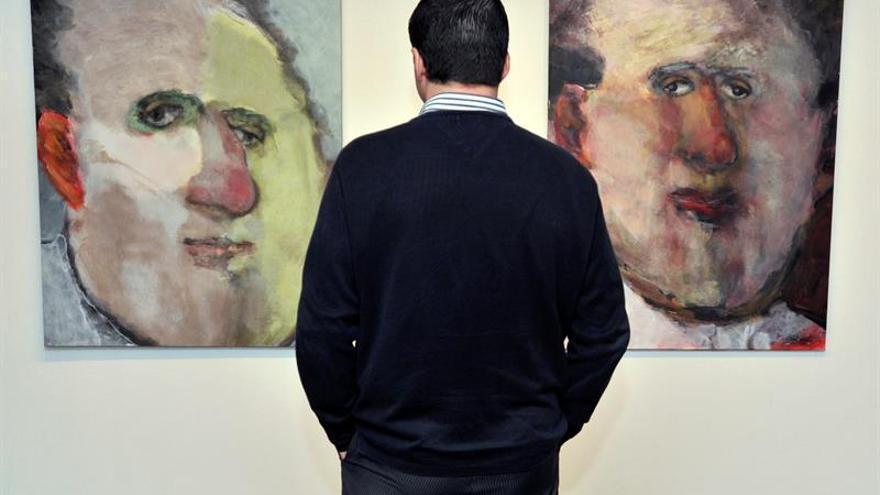 Lo más valioso de la huella de Pedro González en una retrospectiva en Canarias