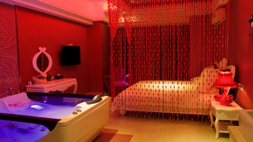 El auge de los 39 hoteles del amor 39 en china - Habitacion por horas zaragoza ...