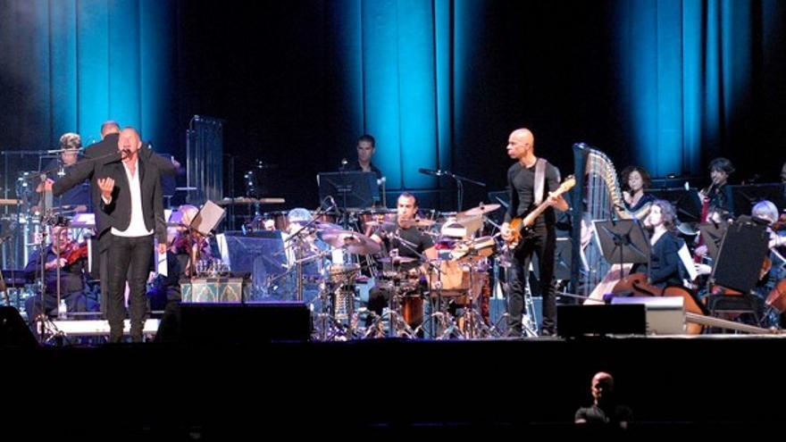 Del concierto de Sting #9