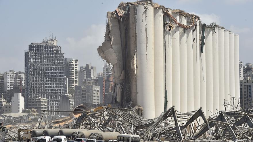 La ONU busca 565 millones de dólares en fondos para ayudar a la recuperación de Beirut