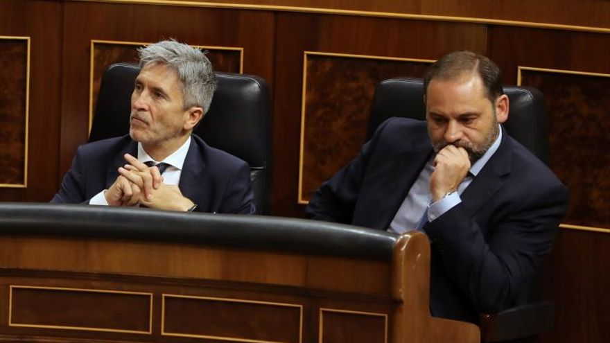 La legislatura empieza con la oposición unida contra Ábalos