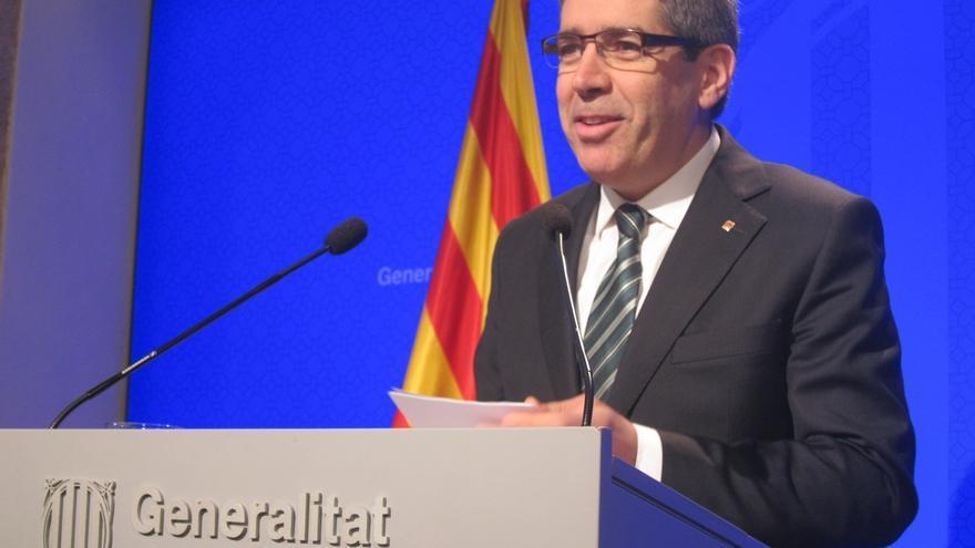 Homs ciñe al ámbito personal si Mas es amigo de Jordi Pujol jr. y minimiza el debate
