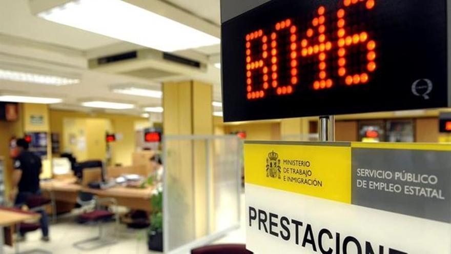 El EPA cifra en 128.800 las personas desempleadas en la Región de Murcia