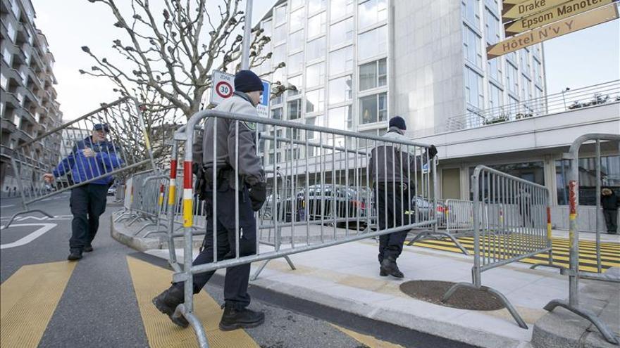 Prosigue en Ginebra la negociación entre Irán y el G5 más 1 por su programa nuclear