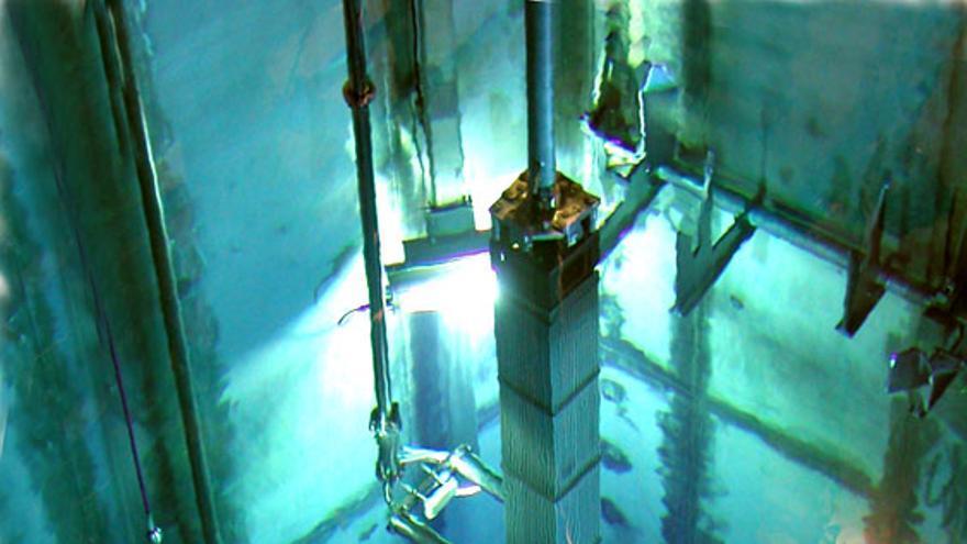 Refrigeración por piscina en la central de Trillo / ENRESA