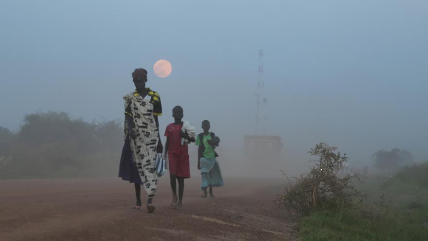 La esperanza de casi 4 millones de personas en este país depende a corto plazo de la ayuda humanitaria/ Foto: R. H.