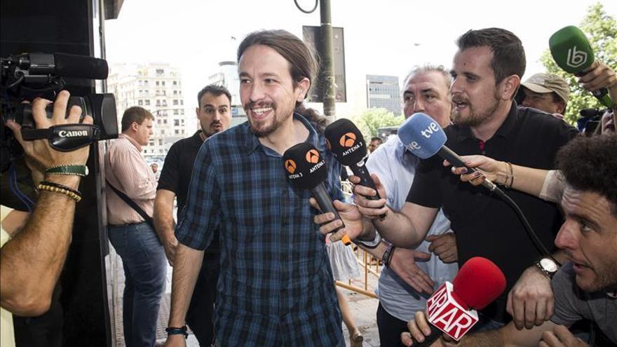 Iglesias: una gran mayoría cree que hemos salido reforzados de las elecciones