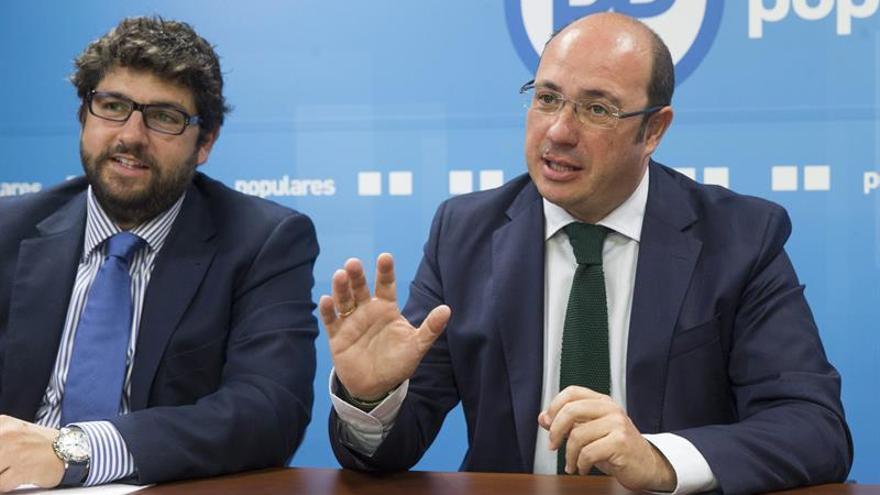 El juez pide imputar al presidente de Murcia en Púnica en contra de la Fiscalía