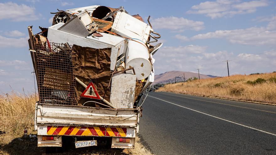 Todo el sistema de reciclaje de Estados Unidos tendrá que ser revisado para evitar más daños ambientales.
